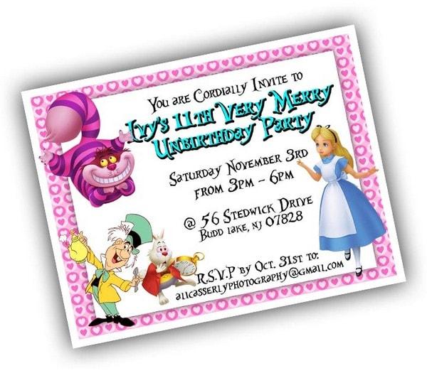 invitations printing